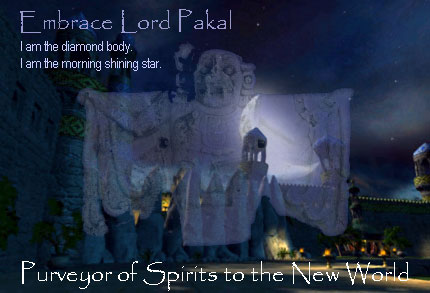 Embrace Lord Pakal